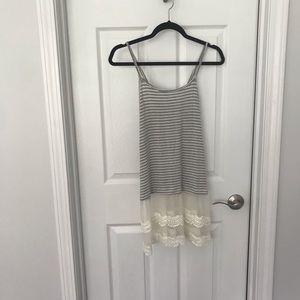Grace and lace tunic